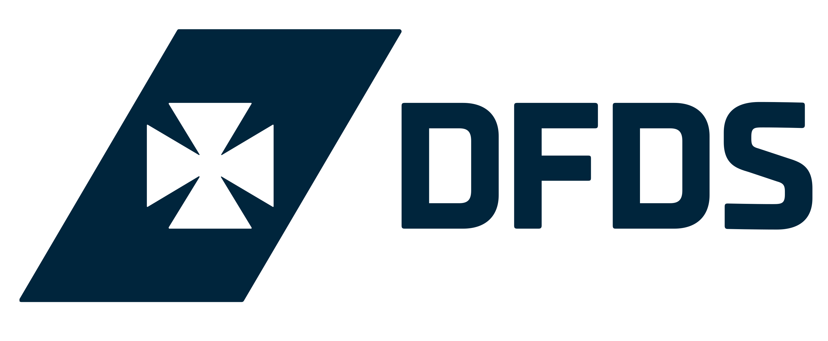 DFDS logotips